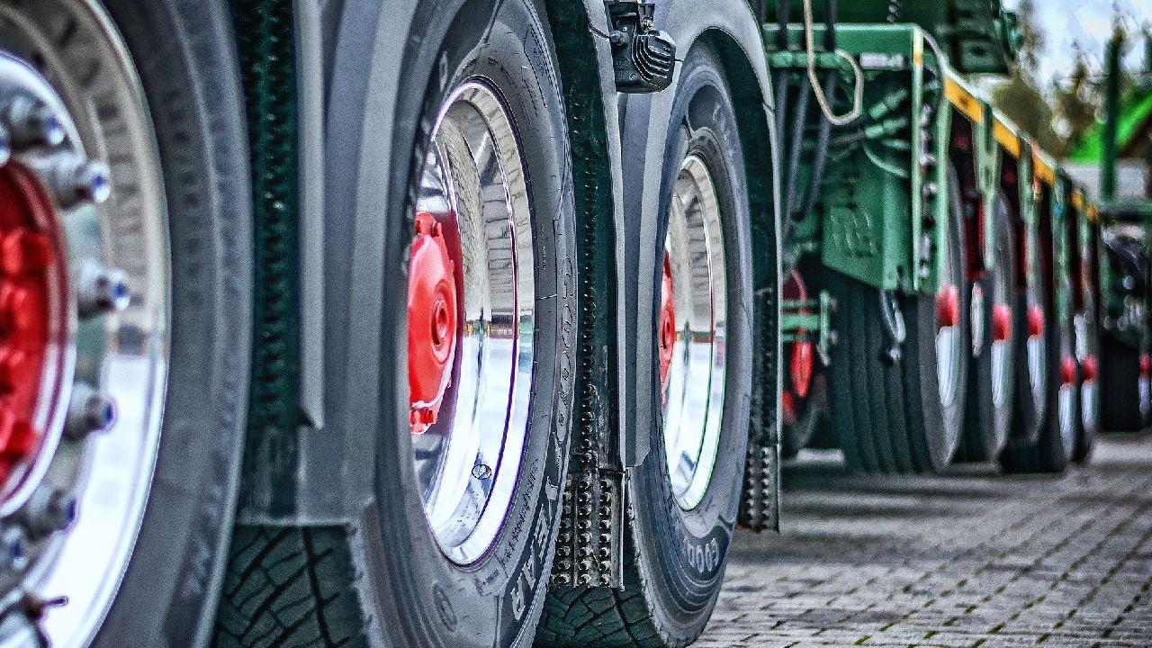 Ciężarówka CE